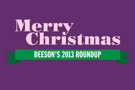 The Deeson 2013 roundup | GoGo Social - Grab Bag | Scoop.it
