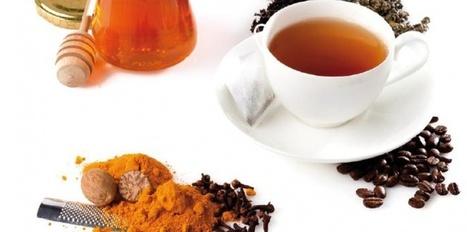 Thé, café, épices, miel : ils renforcent les défenses immunitaires | Actualités du monde du thé | Scoop.it