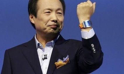 Une montre intelligente sans smartphone chez Samsung | La Mêlée Numérique by Lydia | Scoop.it