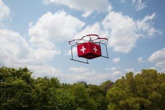 The Potential of Drones Providing Health Services | Digital Health | Scoop.it