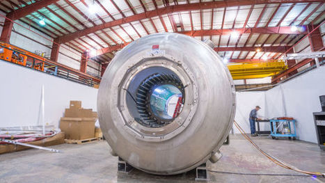 Hardcore recycling: using old MRI magnets in a physics lab | Technoculture | Scoop.it