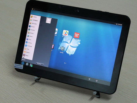 Rockchip's Light Work OS Makes Android Look Like Windows | Embedded Systems News | Scoop.it