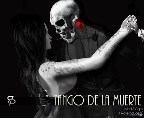 Tango De La Muerte Pose Group Gift by Reel Poses | Teleport Hub - Second Life Freebies | Second Life Freebies | Scoop.it