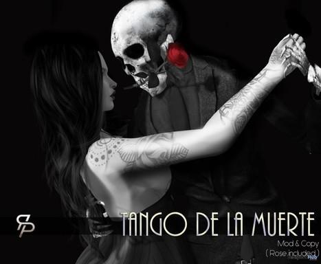 Tango De La Muerte Pose Group Gift by Reel Poses | Teleport Hub - Second Life Freebies | Second Life Freebies | Scoop.it