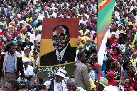 Zimbabwe leader's loyalists make surprise break with Mugabe - NEWS 1130   Breaking World - African News   Scoop.it