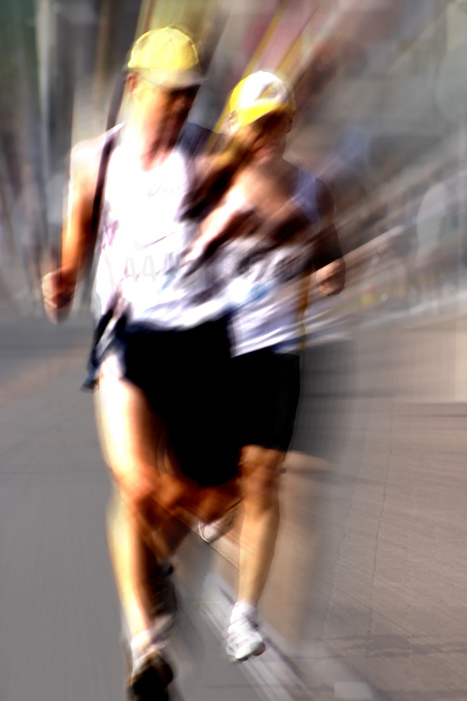Remarkable Story of 86-Year-Old Marathon Runner | Seniors: Learning is Timeless | Scoop.it