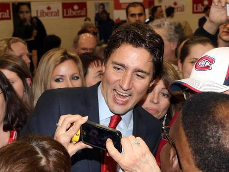 Trudeau takes aim at Harper's energy promises in Calgary rally | Kent Hehr for Calgary Centre | Scoop.it