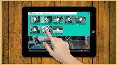 Turn Passivity To Interactivity: How To Use Interactive Videos For Learner Engagement - eLearning Industry | Zentrum für multimediales Lehren und Lernen (LLZ) | Scoop.it