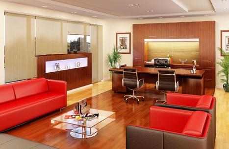Corporates Interior Design-Altitude Design India   Corporate Office Interior Design Firm in Delhi.   Scoop.it