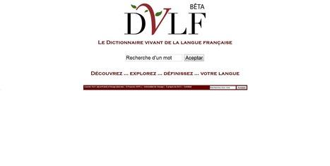 Le Dictionnaire vivant de la langue française   Foreign Language Focus   Scoop.it