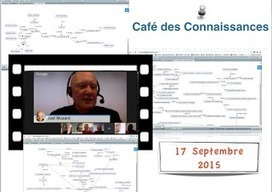 Café des Connaissances du 17 Septembre - Co-working sur un espace hybride #collabdusavoir | Management collaboratif | Scoop.it