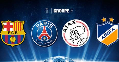 Composition officielle APOEL Nicosie PSG | 21 octobre 2014 | Paris sportifs & bookmakers | Scoop.it