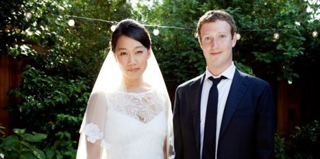 Mark Zuckerberg se marie... sur Facebook | The Best Of Webmarketing | Scoop.it