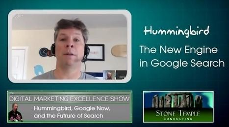 Hummingbird permettrait à Google d'inclure les critères sociaux | Stratégie digitale | Scoop.it