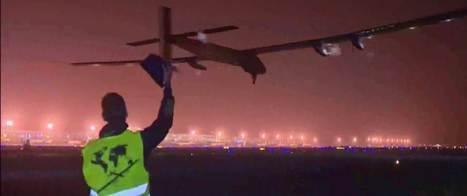 Solar Impulse Plane Takes Off on Six-Day, Sun-Powered Pacific Marathon | Sustainability Science | Scoop.it