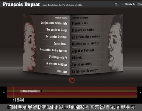 François Duprat, une histoire de l'extrême droite | L'actualité du webdocumentaire | Scoop.it