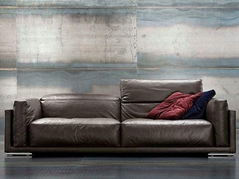 Selectional Recliner sofa by Giorgio Soressi   Designing Interiors   Scoop.it