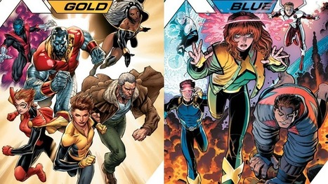 Here Are Your New X-Men Teams | Mundo Snitram | Scoop.it