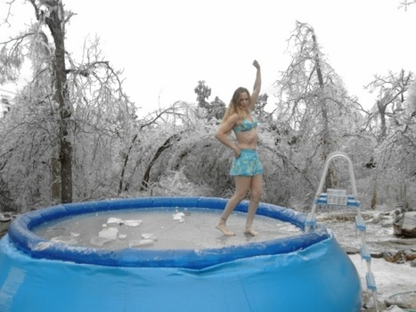13 Photos That Prove Cold Weather Makes People Crazy | Real Estate Plus+ Daily News | Scoop.it