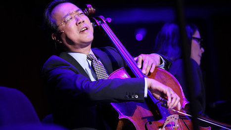 Yo-Yo Ma and the Mind Game of Music - New York Times (blog) | Music | Scoop.it