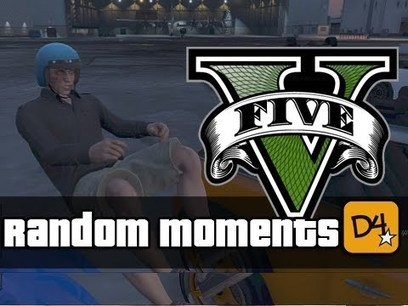 GTA 5 Online Random and Funny Moments! - Airport, | Consulting | Scoop.it