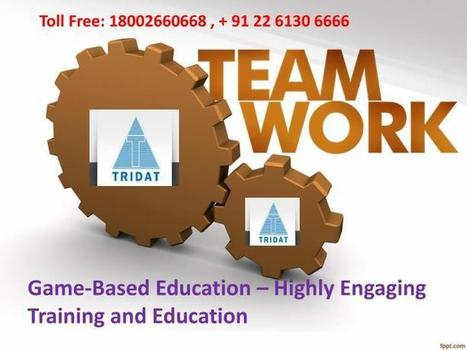 Game-Based Education – Highly Engaging Training and Education | E-learning Solutions Company Mumbai India | Scoop.it