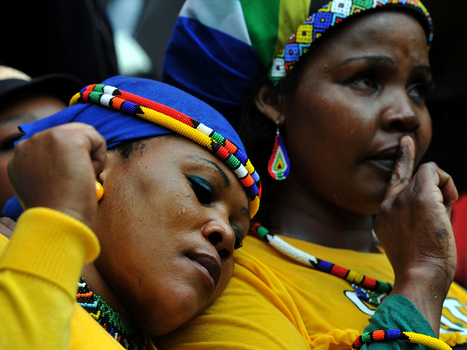 World leaders, South Africans line up to bid farewell to Mandela - NBCNews.com (blog) | World News | Scoop.it