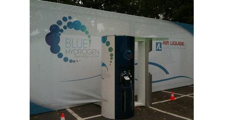 Air Liquide veut développer des stations à hydrogène en France | Air Liquide Mobilité Hydrogène | Scoop.it