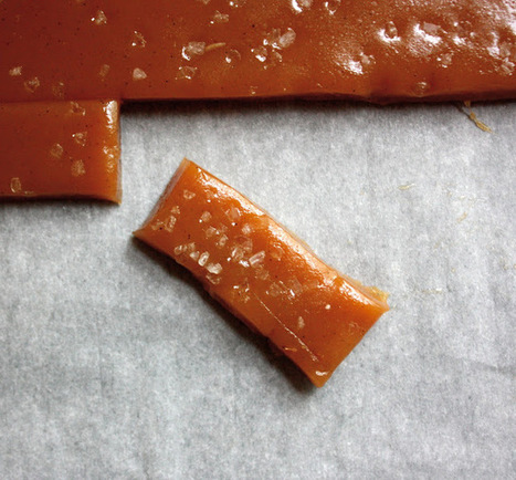 Cannella Vita: soft salted caramels (no corn syrup!)   Christmas Ideas and Gifts   Scoop.it