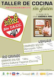 Argentina: talleres de cocina GLUTEN FREE! Gratuitos | Gluten free! | Scoop.it