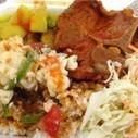 Best Local Food in Caye Caulker Belize. The Budget Man.   Belize in Social Media   Scoop.it