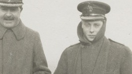 Edward Prince of Wales pictures of WW1 front line set to go up for auction - ITV News | Centenary of World War 1 | Scoop.it