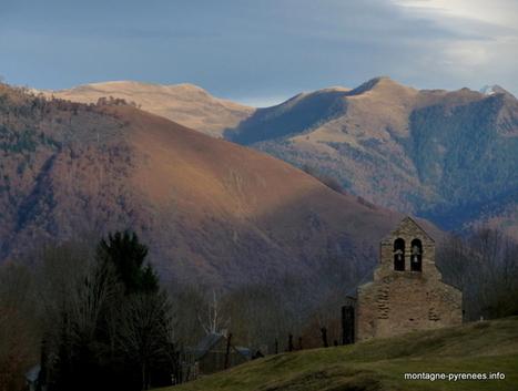 Dernières rougeurs avant l'hiver - Montagne Pyrénées | Vallée d'Aure - Pyrénées | Scoop.it