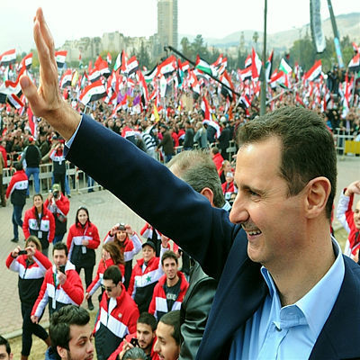 "#Iran says #Assad to run for president in 2014 #Syria elections | Why has Putin closed the archives relating to the ""holocaust"" and why has Russian joined the WTO? 