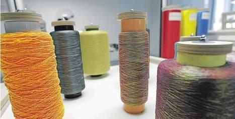Comment le textile tricolore s'est réinventé en misant sur l'innovation | Stratégies | Scoop.it