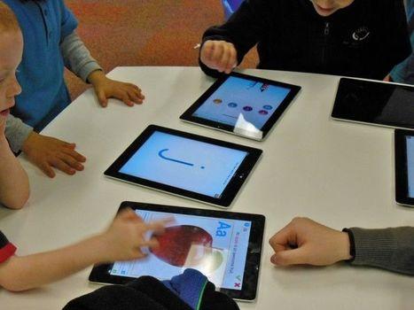 El colegio ya es digital | EROSKI CONSUMER | Outra educación | Scoop.it