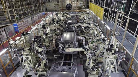 Robotisation et chômage de masse : à quoi ressemblera la société de demain ? | La nouvelle réalité du travail | Scoop.it