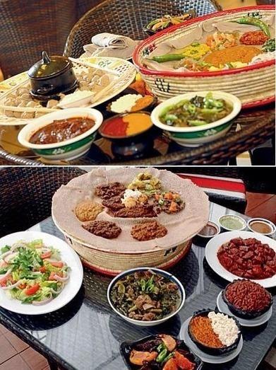 Dubai Restaurants menu Guide, Dubai restaurants, Dubai top Restaurants, Best Dubai restaurants: Bonna Annee - Hearty Ethiopian fare in hard-to find Restaurant | Limousines | Scoop.it