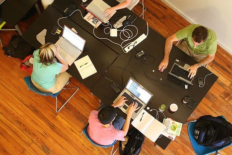 Coworking spaces: a smarter office? | SmartPlanet | All About Coworking | Scoop.it