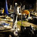 "30 tons of trash left behind at ""Occupy L.A."" tent city 
