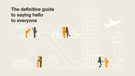 The Definitive Guide to Saying Hello to (Almost) Everyone | Deutsch als Fremdsprache | Scoop.it