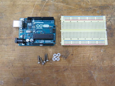 Breadino: Breadboard + Arduino | Raspberry Pi | Scoop.it