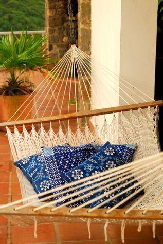 Ideas para decorar una casa en el playa - Hamacas en Decoración, Soluciones de decoración, Complementos | MSV | Scoop.it