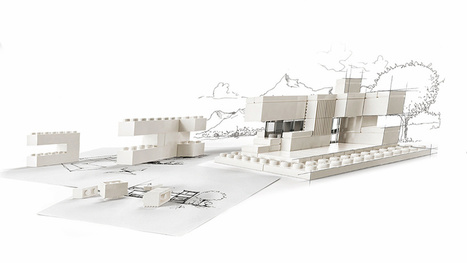 The Lego Architecture Studio is a must have for design pros and fans | LEGOtomie | Scoop.it