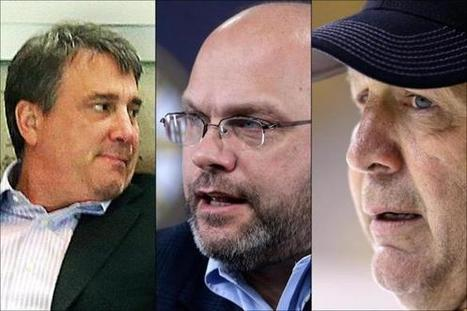 Bruins' front office takes charge - Boston Globe   Sports Organizational Culture   Scoop.it