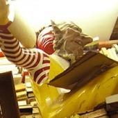 Papier et numérique : projets de McDonald's pour le livre et la lecture | Applications pour enfants | Scoop.it