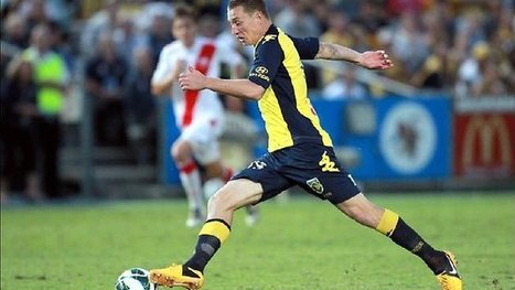 Mitchell Duke says experience of training with West Ham will help him in upcoming A-League season with Central Coast Mariners | A-League Gazette | Scoop.it