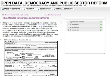 Notes on open government data evaluation and assessment frameworks   Open Knowledge   Scoop.it