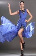 [USD 183.06] eDressit 2013 New Arrival Glorious Blue Sleeveless Evening Dress (00130405) | edressit collection | Scoop.it