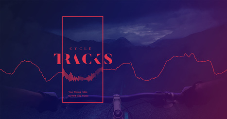 Strava Cycle Tracks - Music Generator | audio branding | Scoop.it